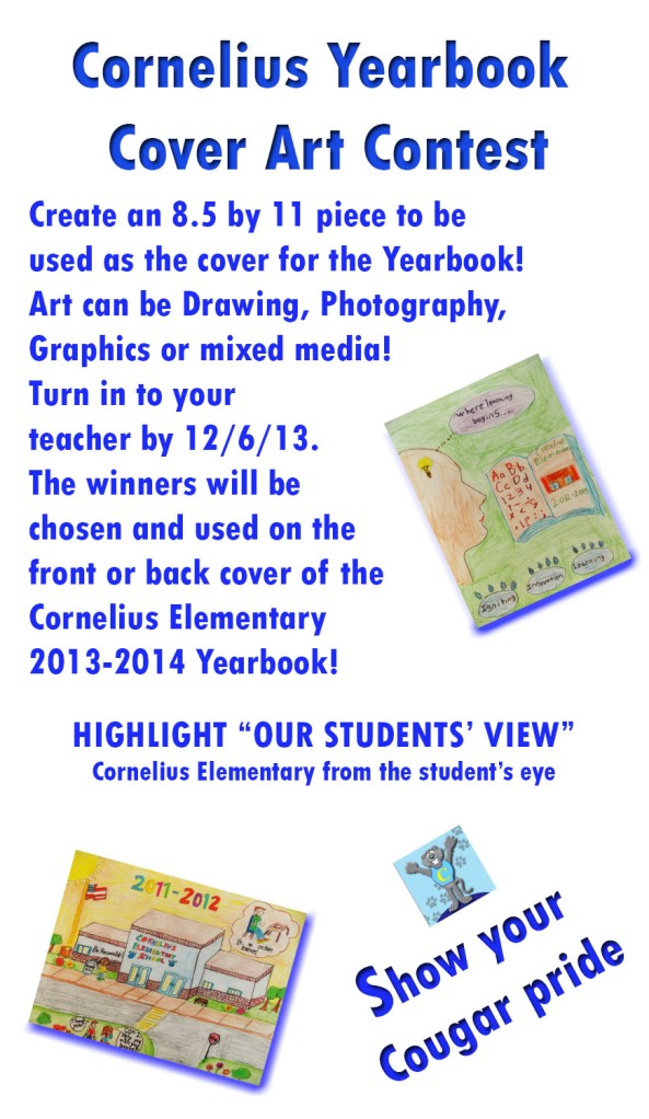 Yearbook Web Flyer