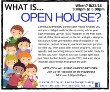WHAT IS OPEN HOUSE
