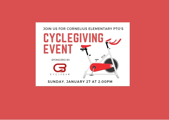 CycleGiving Event